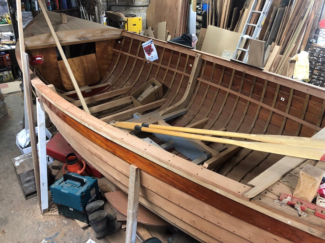 Boats for Sale - H J  Mears & Son Boat Builders