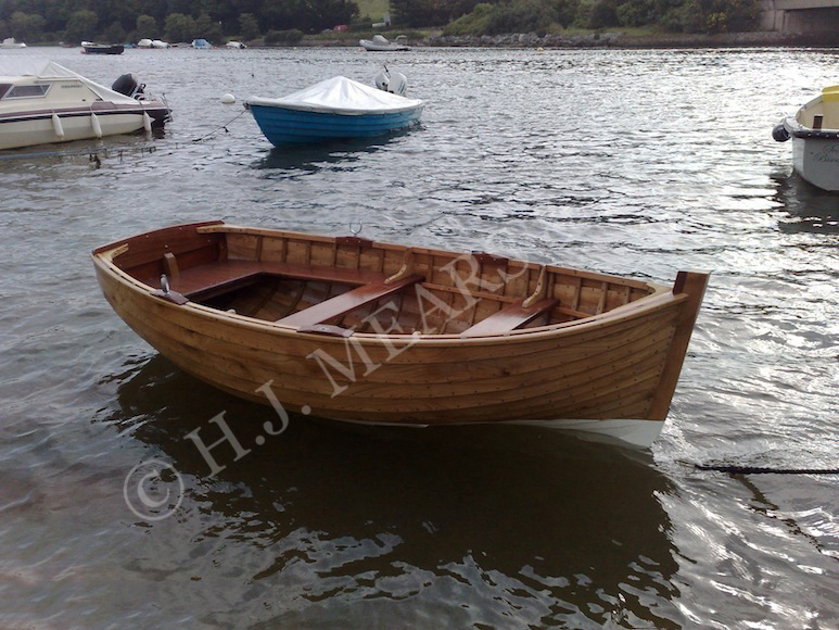 Wooden boatbuilding h j mears son boat builders